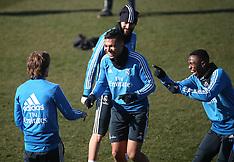 Real Madrid Training Season - 08 February 2019