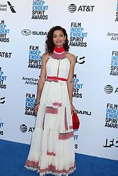 February 23, 2019 - Santa Monica, CA, USA - LOS ANGELES - FEB 23:  Helena Howard at the 2019 Film Independent Spirit Awards on the Beach on February 23, 2019 in Santa Monica, CA (Credit Image: © Kay Blake/ZUMA Wire)