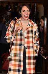 May 29, 2019 - London, United Kingdom - Phoebe Waller-Bridge seen during The Starry Messenger' press night at Wyndham's Theatre in London. (Credit Image: © James Warren/SOPA Images via ZUMA Wire)