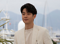 Actor Choi Woo-Shik at Parasite film photo call at the 72nd Cannes Film Festival, Wednesday 22nd May 2019, Cannes, France. Photo credit: Doreen Kennedy