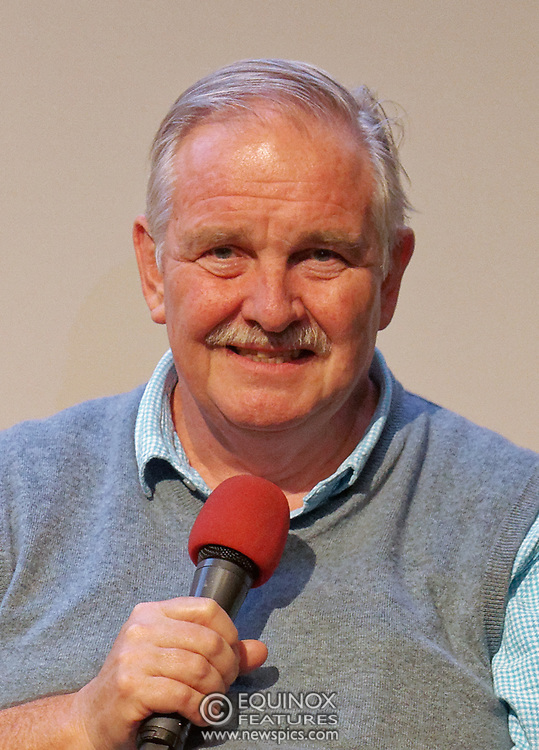 London, United Kingdom - 26 February 2019<br /> DrugScience founder chair, Professor David Nutt, at the screening of film, Magic Medicine at the Regent Street Cinema, Marylebone, London, England, UK. The film follows volunteers receiving experimental treatment with psilocybin, the active ingredient in magic mushrooms, to see if it can help treat long-term depression. DrugScience is a charity researching the medical uses of psychoactive drugs. The film was followed by a Q&A with Professor David Nutt founding chair of DrugScience and Head of the Neuropsychopharmacology Unit in the Centre for Academic Psychiatry in the Division of Brain Sciences, Dept of Medicine, Hammersmith Hospital, Imperial College London. Professor Nutt was formerly chair of the Advisory Council on the Misuse of Drugs.<br /> (photo by: EQUINOXFEATURES.COM)<br /> Picture Data:<br /> Photographer: Equinox Features<br /> Copyright: ©2019 Equinox Licensing Ltd. +448700 780000<br /> Contact: Equinox Features<br /> Date Taken: 20190226<br /> Time Taken: 21383695<br /> www.newspics.com