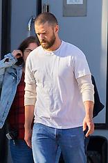 Justin Timberlake gets back to work - 25 Nov 2019