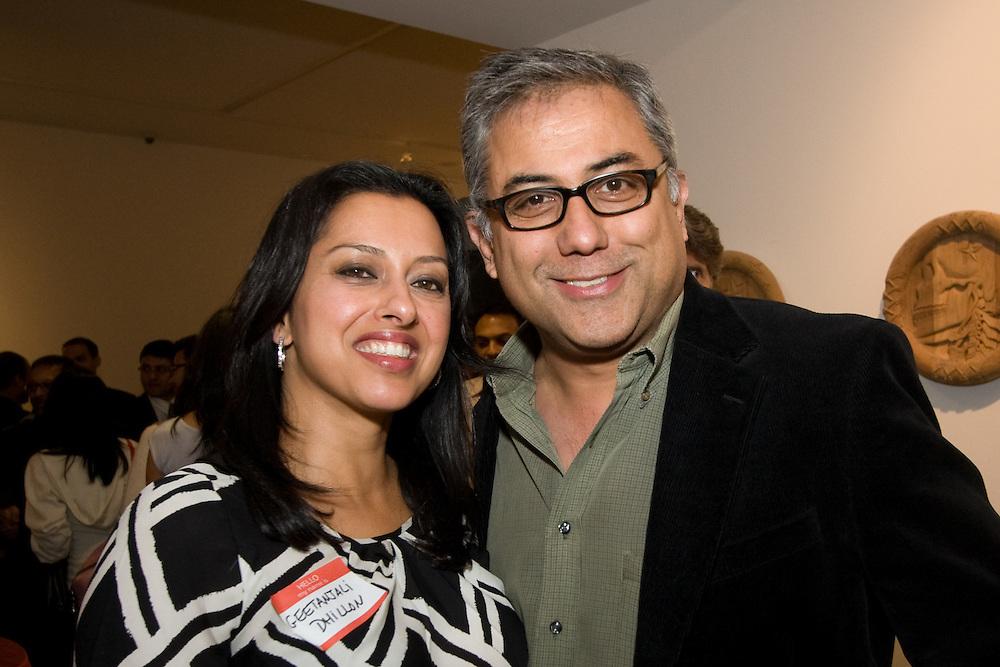 Geetanjali Dhillon and Aseem Chhabra