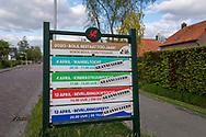 04-05-2020: Boijl, Weststellingwerf - Boijl bestaat 700 jaar, maar door corona kunnen veel feestelijkheden geen doorgang vinden