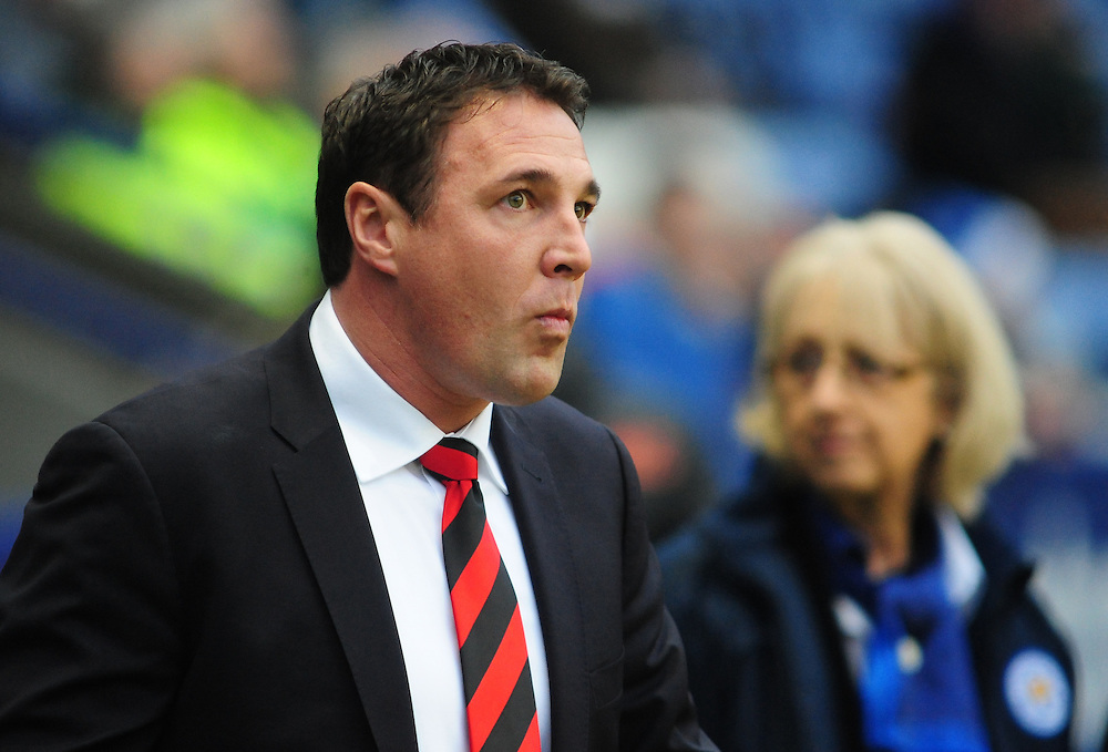 Cardiff City's Manager Malky Mackay ..Football - npower Football League Championship - Leicester City v Cardiff City - Saturday 22nd December 2012 - The King Power Stadium - Leicester..© CameraSport - 43 Linden Ave. Countesthorpe. Leicester. England. LE8 5PG - Tel: +44 (0) 116 277 4147 - admin@camerasport.com - www.camerasport.com