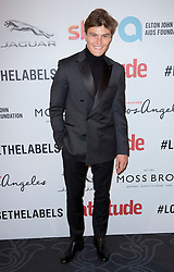 Oliver Cheshire  attends the 2016 Attitude Awards in association with Virgin Holidays, at 8 Northumberland Avenue, London. Monday October 10, 2016. Photo credit should read: Isabel Infantes / EMPICS Entertainment.