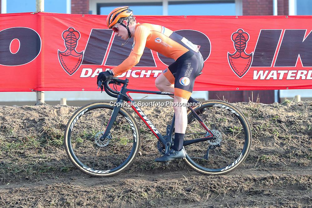 26-01-2020: Wielrennen: Wereldbeker Veldrijden: Hoogerheide <br /> Mees Hendrickx