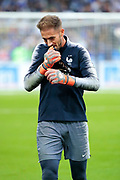 Benjamin Lecomte (FRA) during the UEFA Nations League, League A, Group 1 football match between France and Netherlands on September 9, 2018 at Stade de France stadium in Saint-Denis near Paris, France - Photo Stephane Allaman / ProSportsImages / DPPI