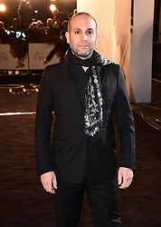 Ilan Eshkeri attending The White Crow UK Premiere held at the Curzon Mayfair, London.