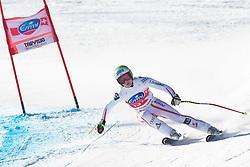 05.03.2011, Pista di Prampero, Tarvis, ITA, FIS Weltcup Ski Alpin, Abfahrt der Damen, im Bild Anna Fenninger (AUT) // Anna Fenninger (AUT) during Ladie's Downhill FIS World Cup Alpin Ski in Tarvisio Italy on 5/3/2011. EXPA Pictures © 2011, PhotoCredit: EXPA/ J. Groder