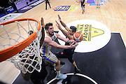 Fabio Mian<br /> Vanoli Cremona - Fiat Auxilium Torino<br /> Lega Basket Serie A 2016/2017<br /> Cremona, 12/02/2017<br /> Foto Ciamillo-Castoria