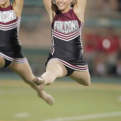 19 September 2008:  The St. Thomas Falcons defeated the Riverside Academy Rebels 41-16 at Strawberry Stadium in Hammond, LA.