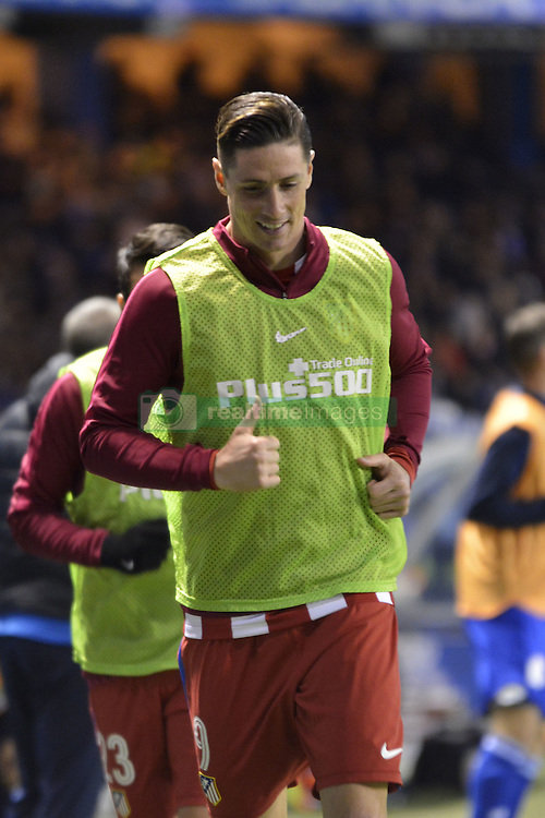 March 2, 2017 - La Coruna, Spain - Fernando Torres. La Liga Santander Matchday 25. Riazor Stadium, La Coruna, Spain. March 02, 2017. (Credit Image: © Monica Arcay Carro/VW Pics via ZUMA Wire/ZUMAPRESS.com)