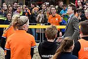 De koninklijke familie is in Zwolle voor de viering van Koningsdag. /// The royal family is in Zwolle for the celebration of King's Day.<br /> <br /> Op de foto / On the photo: Prins Constantijn