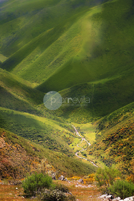 Valle del Rio Portilla. La Rioja ©Daniel Acevedo / PILAR REVILLA