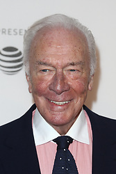 Actor Christopher Plummer attends 'The Exception' screening during the 2017 TriBeCa Film Festival at at BMCC Tribeca PAC on April 26, 2017 in New York City. (Photo by Debby Wong/imageSPACE) *** Please Use Credit from Credit Field ***