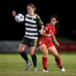 2nd May 2021 - NPL Queensland Senior Women RD7: Olympic FC v Western Pride
