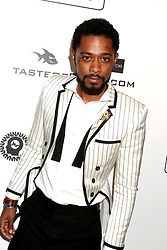 February 24, 2019 - West Hollywood, CA, USA - LOS ANGELES - FEB 24:  Lakeith Stanfield at the Elton John Oscar Viewing Party on the West Hollywood Park on February 24, 2019 in West Hollywood, CA (Credit Image: © Kay Blake/ZUMA Wire)