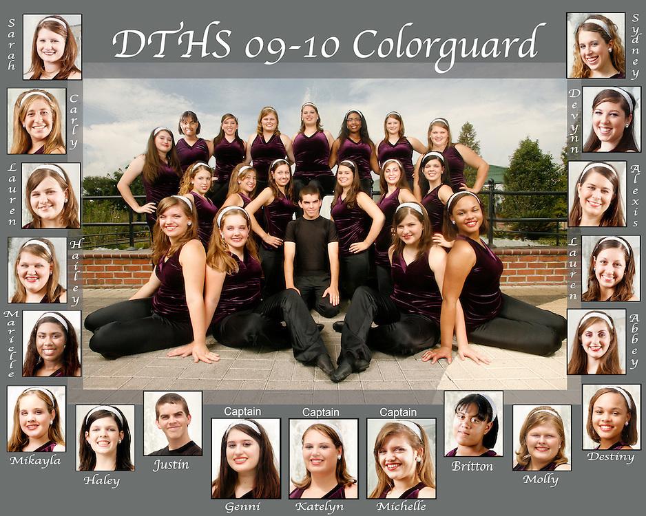 Dutchtown High School Colorguard.DTHS.Colorguard