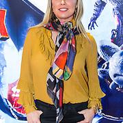 NLD/Amsterdam/20190112 - Premiere Hoe Tem je een Draak 3, Bridget Maasland