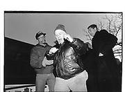 Norman Mailer© Copyright Photograph by Dafydd Jones 66 Stockwell Park Rd. London SW9 0DA Tel 020 7733 0108 www.dafjones.com