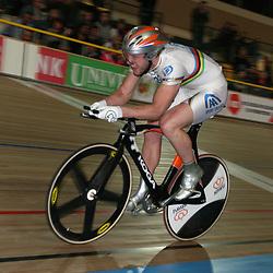 APELDOORN NK Baanwielrennen 2008-2009<br />Kilometer Teun Mulder