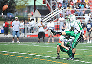 Columbia at Cleveland Central Catholic varsity football on August 27, 2011 in Cleveland.
