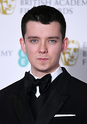 Asa Butterfield at the 73rd British Academy Film Awards held at the Royal Albert Hall, London.. Photo credit should read: Doug Peters/EMPICS