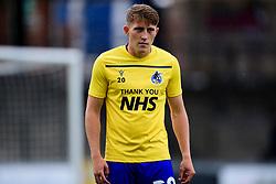 Cameron Hargreaves of Bristol Rovers - Mandatory by-line: Ryan Hiscott/JMP - 28/08/2020 - FOOTBALL - Memorial Stadium - Bristol, England - Bristol Rovers v Cardiff City - Pre Season Friendly