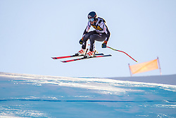 29.12.2018, Stelvio, Bormio, ITA, FIS Weltcup Ski Alpin, SuperG, Herren, im Bild Ryan Cochran-Siegle (USA) // Ryan Cochran-Siegle of the USA in action during his run in the men's Super-G of FIS ski alpine world cup at the Stelvio in Bormio, Italy on 2018/12/29. EXPA Pictures © 2019, PhotoCredit: EXPA/ Johann Groder