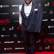 Zack Smith Arrivers at Once Upon a Time in London - London premiere of the rise and fall of a nationwide criminal empire that paved the way for notorious London gangsters the Kray Twins and the Richardsons at The Troxy 490 Commercial Road, on 15 April 2019, London, UK.