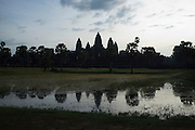Ankor Wat Temple, in Cambodia. PHOTO TIAGO MIRANDA
