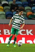 Paulo Oliveira - 29.11.2014 - Sporting / Vitoria Setubal - Liga Sagres<br /> Photo : Carlos Rodrigues / Icon Sport