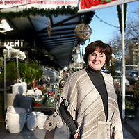 Nederland, Amsterdam, 11 december 2013.<br /> Prisca Ancion, directeur van de Reclame Code Commissie<br /> Foto:Jean-Pierre Jans
