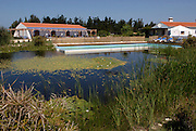 Casa Vicentina is a agro-tourism facility located about 3km of the village of Odeceixe. Odeceixe, Algarve is a village near the coast, with a small river, Ceixe, that marks the border between Algarve and Alentejo.