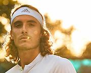 Tennis player Alexander Zverev in New York City.(Photo by Johnnie Izquierdo/Adidas)
