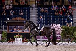 Schut-Kery Sabine, USA, Sanceo, 173<br /> Olympic Games Tokyo 2021<br /> © Hippo Foto - Dirk Caremans<br /> 24/07/2021