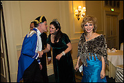 JAMES BROWN; LANA CHICHINA, PRINCESSDIMITRI  LOBANOV-ROSTOVSKY; The St. Petersburg Ball. In aid of the Children's Burns Trust. The Landmark Hotel. Marylebone Rd. London. 14 February 2015. Less costs  all income from print sales and downloads will be donated to the Children's Burns Trust.