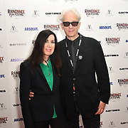Suzanne Ballantyne and Elliot Grove attends Raindance Film Festival Gay Times Gala screening - George Michael: Freedom (The Director's Cut) London, UK. 4th October 2018.