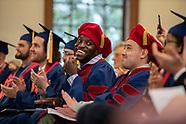 Dedman College Earth Science Diploma Ceremony