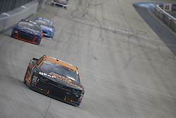 October 7, 2018 - Dover, Delaware, United States of America - Jamie McMurray (1) battles for position during the Gander Outdoors 400 at Dover International Speedway in Dover, Delaware. (Credit Image: © Justin R. Noe Asp Inc/ASP via ZUMA Wire)