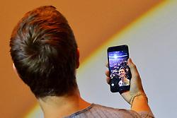 August 19, 2017 - Tokio, Tokio, Japan - Ansel Elgort bei der Präsentation des Kinofilms 'Baby Driver' im Shinjuku Wald 9. Tokio, 19.08.2017 (Credit Image: © Future-Image via ZUMA Press)