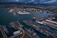 US Navy Battleships, Pearl Harbor