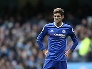 Marcos Alonso of Chelsea during the Premier League match at the Etihad Stadium, Manchester. Picture date: December 3rd, 2016. Pic Simon Bellis/Sportimage