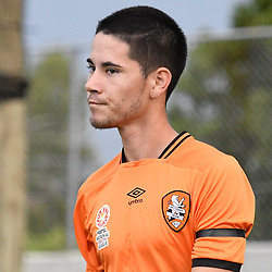 BRISBANE, AUSTRALIA - DECEMBER 3: Connor O'Toole of the Roar looks on during the round 4 Foxtel National Youth League match between the Brisbane Roar and Melbourne City at AJ Kelly Field on December 3, 2016 in Brisbane, Australia. (Photo by Patrick Kearney/Brisbane Roar)
