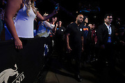 LAS VEGAS, NV - JULY 8:  Andrew Sanchez walks to the Octagon during The Ultimate Fighter Finale at MGM Grand Garden Arena on July 8, 2016 in Las Vegas, Nevada. (Photo by Cooper Neill/Zuffa LLC/Zuffa LLC via Getty Images) *** Local Caption *** Andrew Sanchez