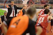 DESCRIZIONE : Pistoia Lega serie A 2013/14 Giorgio Tesi Group Pistoia Victoria Libertas Pesaro<br /> GIOCATORE : sandro dell agnello<br /> CATEGORIA : delusione mani<br /> SQUADRA : Victoria Libertas Pesaro <br /> EVENTO : Campionato Lega Serie A 2013-2014<br /> GARA : Giorgio Tesi Group Pistoia Victoria Libertas Pesaro<br /> DATA : 24/11/2013<br /> SPORT : Pallacanestro<br /> AUTORE : Agenzia Ciamillo-Castoria/GiulioCiamillo<br /> Galleria : Lega Seria A 2013-2014<br /> Fotonotizia : Pistoia Lega serie A 2013/14 Giorgio Tesi Group Pistoia Victoria Libertas Pesaro<br /> Predefinita :