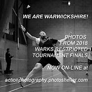 Warwickshire Restricted 2018