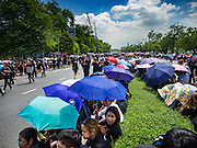 14 OCTOBER 2016 - BANGKOK, THAILAND:      PHOTO BY JACK KURTZ