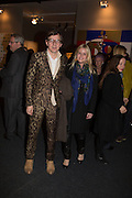 JOHAN CRETEN; EMMANUELLE ORENGAR,, Collector's preview of PAD. Berkeley Sq. London. 8 October 2012.